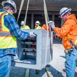 Torgeson Electric provides electrical systems expertise to commercial projects